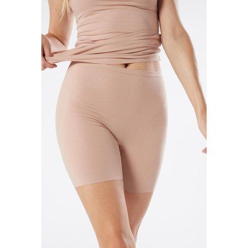 Short sans couture en coton ultraléger supima® - INTIMISSIMI - Modalova
