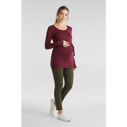 Pantalon slim de grossesse - ESPRIT FOR MUMS - Modalova