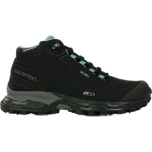 Chaussures de randonnée Shelter Spikes CS WP - Salomon - Modalova