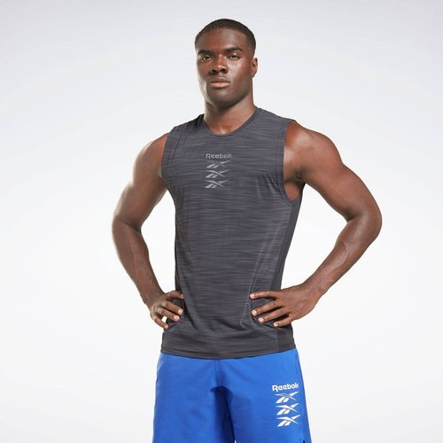 T-shirt sans manches Activchill - REEBOK SPORT - Modalova