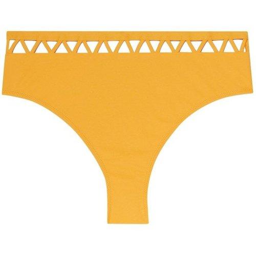 Bas de maillot de bain culotte taille haute MARLEYIZ - Undiz - Modalova