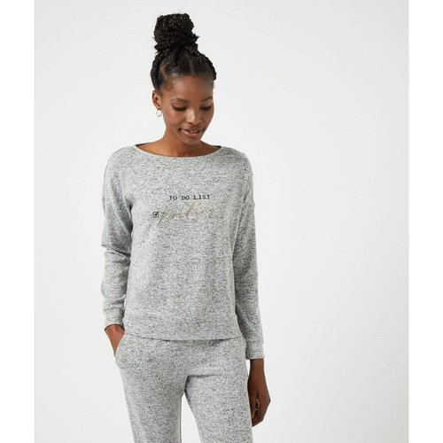 T-shirt de pyjama à message DEEDEE - ETAM - Modalova