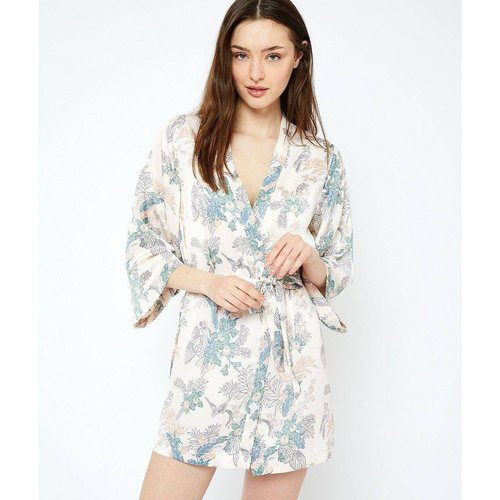 Kimono imprimé l ARYS - ETAM - Modalova