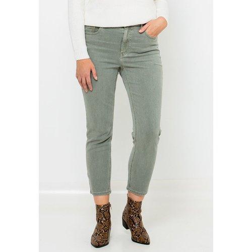 Pantalon slim - CAMAIEU - Modalova