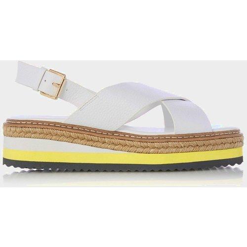 Sandales compensées style espadrilles - KARLI - DUNE LONDON - Modalova