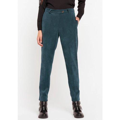 Pantalon velours côtelé - LOLALIZA - Modalova