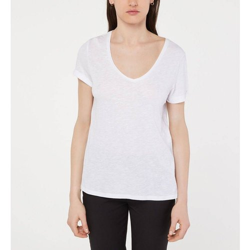 T-shirt Doris Droit Flammé - GALERIES LAFAYETTE - Modalova