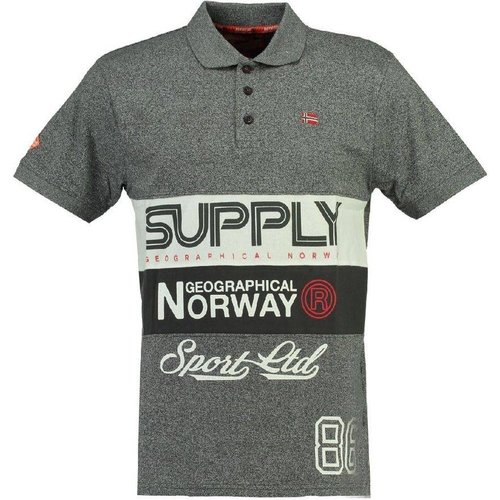 Polo manches courtes KARCHIE - geographical norway - Modalova