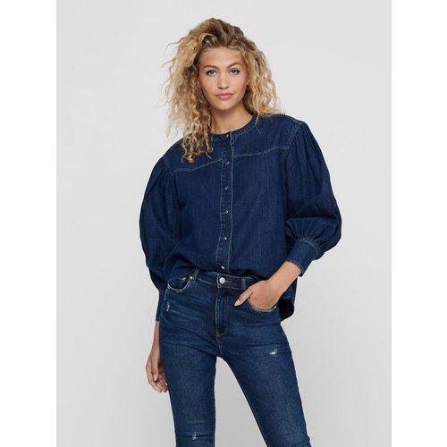 Chemise en jean Coupe ample - Only - Modalova
