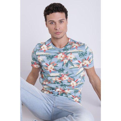 T-shirt imprimé - BONOBO - Modalova