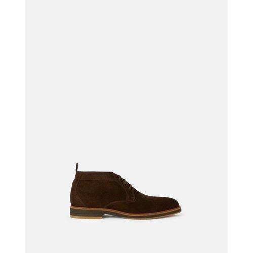 Boots cuir SORYAN - MINELLI - Modalova