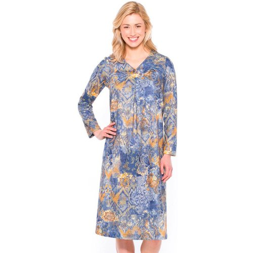 Robe housse, encolure V - CHARMANCE - Modalova