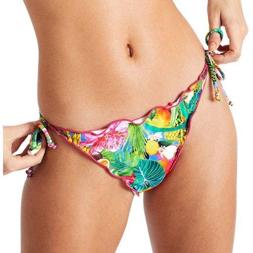 Bas de bikini Culotte Nouée LUMA TROPICOOL - banana moon - Modalova