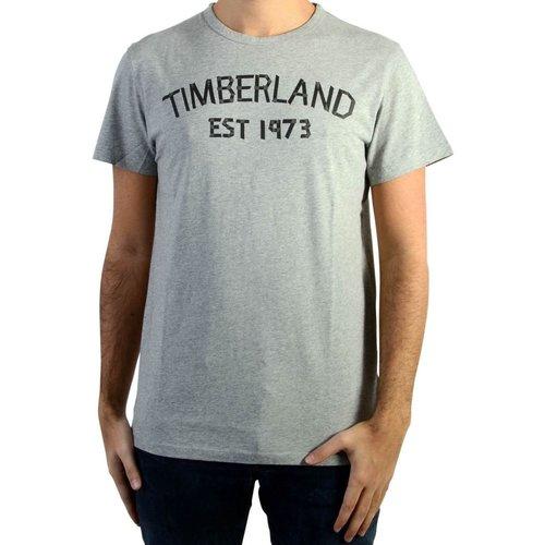 Tee Shirt Tape Tee Med Gry Heat - Timberland - Modalova