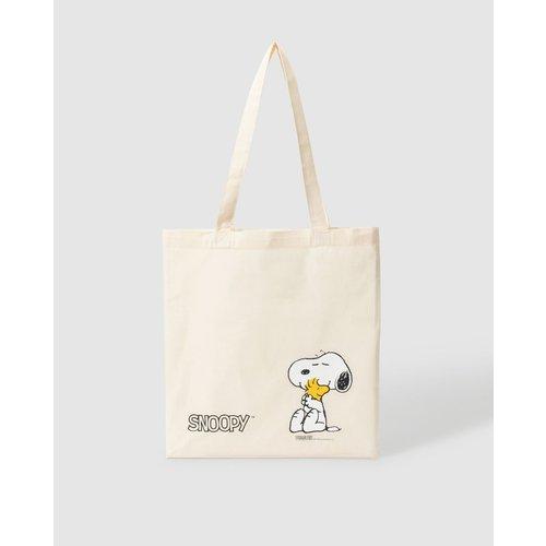 Sac en coton Snoopy - GREEN COAST - Modalova