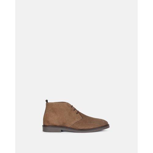 Boots cuir à lacets SAYDOU - MINELLI - Modalova