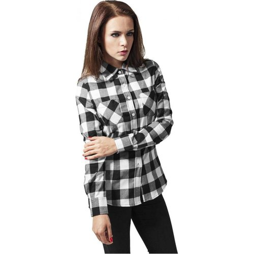 Chemise à carreaux flanelle - URBAN CLASSICS - Modalova