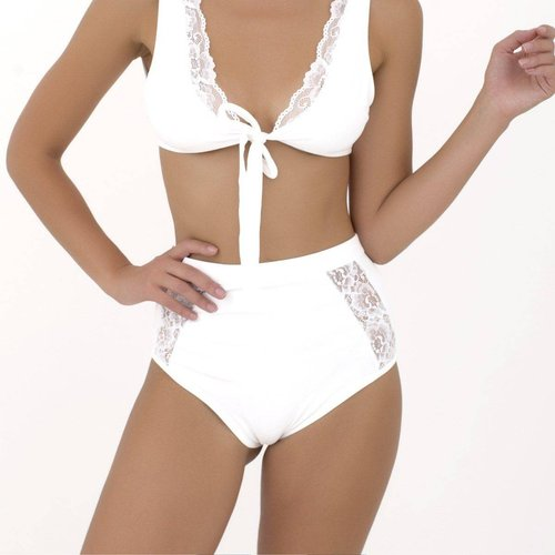 Culotte de maillot de bain MILA - LUZ COLLECTIONS - Modalova