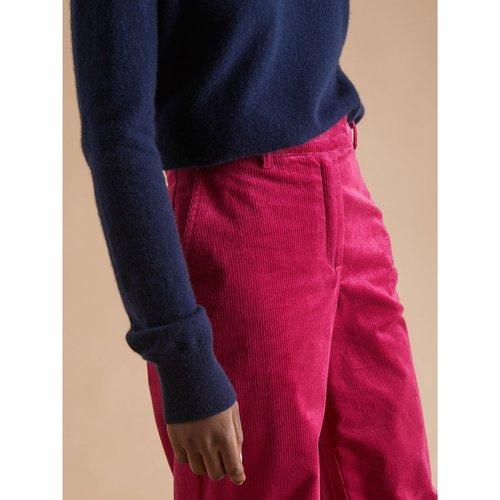 Pantalon emboîtant velours - CYRILLUS - Modalova
