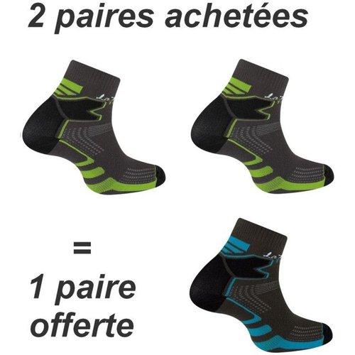 Paires + 1 gratuite socquettes Double Trail - THYO - Modalova