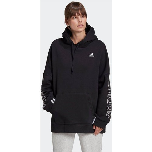 Sweat-shirt à capuche Oversize - adidas performance - Modalova