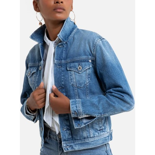 Veste en jean, boutonnée - Pepe Jeans - Modalova