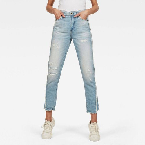 Jean Droit Taille Haute 3301 - G-Star Raw - Modalova
