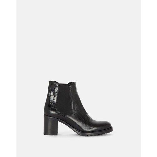 Boots en cuir à talons Terssa - MINELLI - Modalova