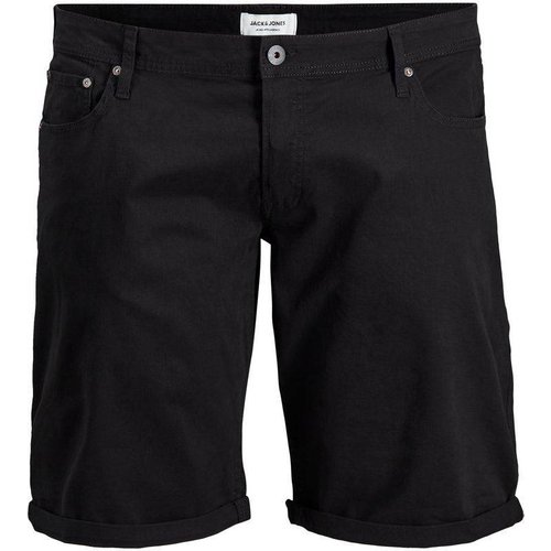 Short en jean en grande taille Rick Original - jack & jones - Modalova