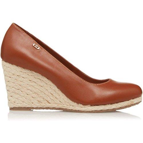 Chaussures style espadrilles à talon compensé - ANNABELLAS - DUNE LONDON - Modalova
