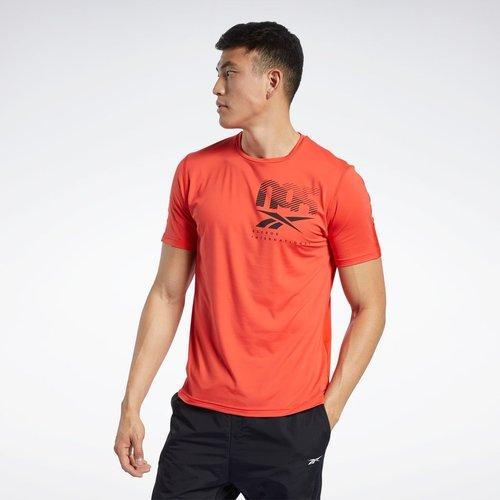 T-shirt à motif ACTIVCHILL Move - REEBOK SPORT - Modalova