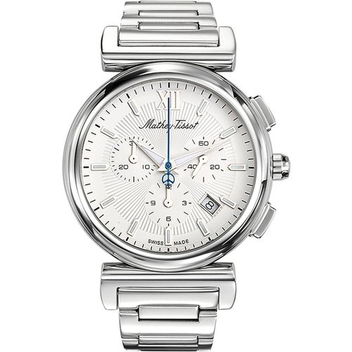 Montre chronographe en Acier - MATHEY TISSOT - Modalova