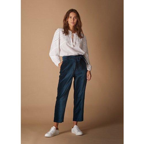 Pantalon en velours - LA FEE MARABOUTEE - Modalova