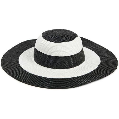 Chapeau de plage bicolore - SELMARK MARE - Modalova