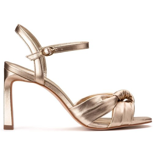 Sandales cuir Zina - COSMOPARIS - Modalova