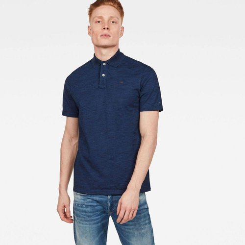 Polo Coupe Manches Courtes - G-Star Raw - Modalova
