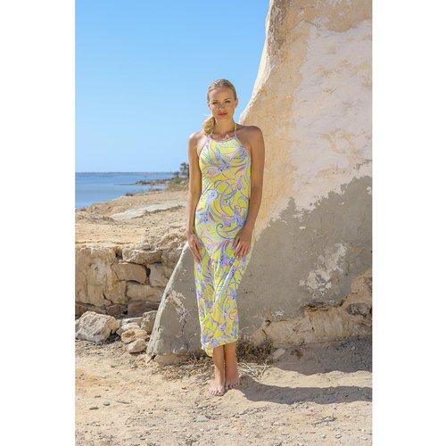 Maillot de Bain Robe Longue Marbella Swimwear - SORAYA - Modalova