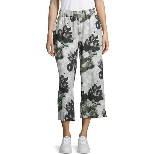 Pantalon en lin - PUBLIC - Modalova