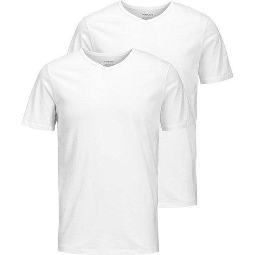 Lot de 2 t-shirts manches courtes - jack & jones - Modalova