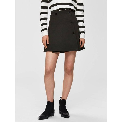 Mini-jupe Portefeuille  - Selected Femme - Modalova