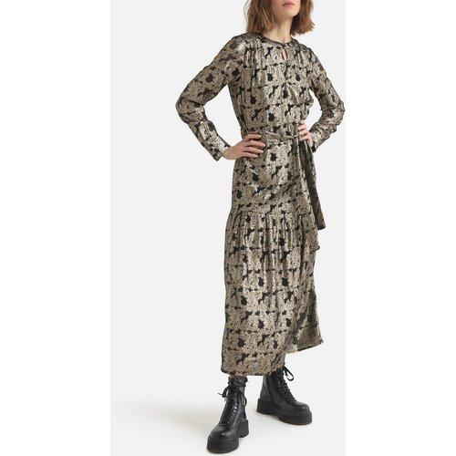 Robe irisée à manches longues - IKKS - Modalova