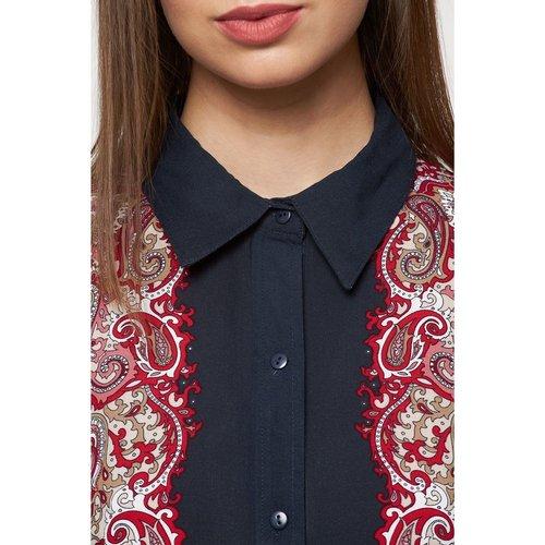Robe chemise imprimée - BEST MOUNTAIN - Modalova