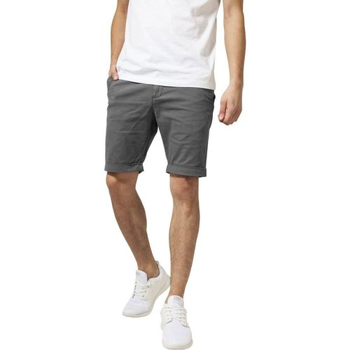 Short chino retroussé stretch - URBAN CLASSICS - Modalova