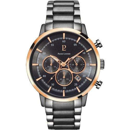Montre chronographe en Acier - PIERRE LANNIER - Modalova