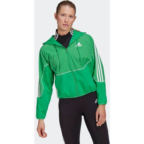 Veste à capuche adidas Sportswear Colorblock Full-Zip - adidas performance - Modalova