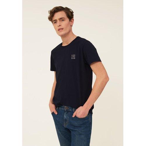T-Shirt uni courte - Lexington - Modalova