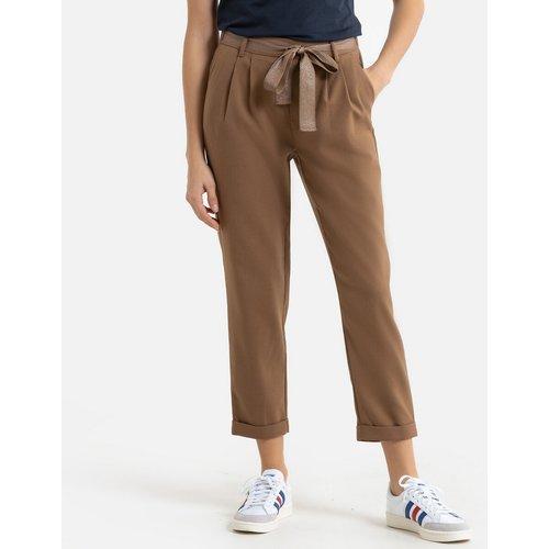 Pantalon droit à nouer - Only - Modalova