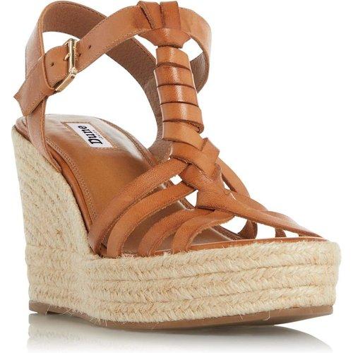 Sandales espadrilles compensées - KOFU - DUNE LONDON - Modalova