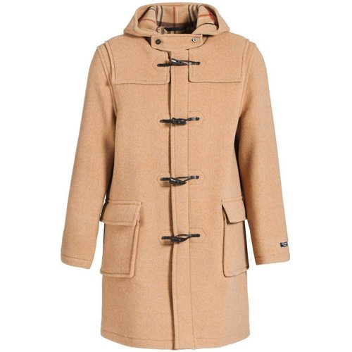 Duffle coat made in France - DALMARD MARINE - Modalova
