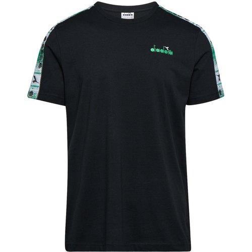 T-Shirt 5PALLE OFFSIDE en coton - Diadora - Modalova